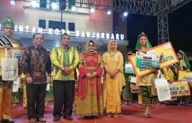 Grand Final Pemilihan Nanang Galuh Kota Banjarbaru 2016